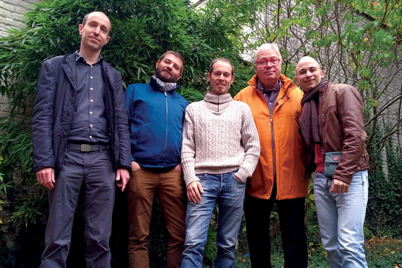 Alexandre Cavalière Quintet