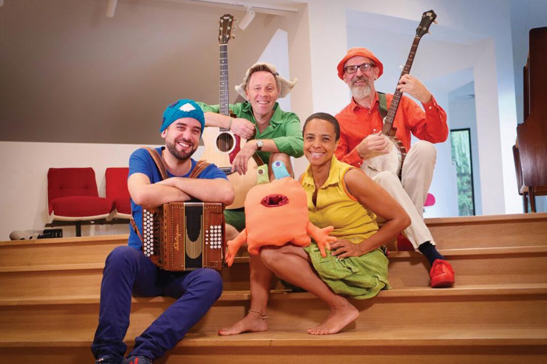Le Patamodd – Les Déménageurs en concert