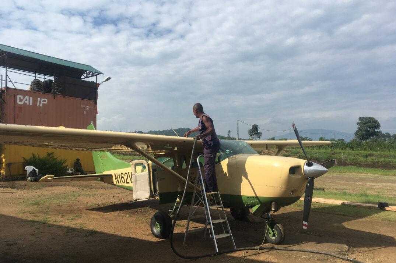 Au service des Virunga