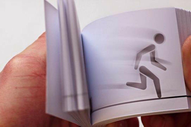 Atelier Flip book / Cinéma